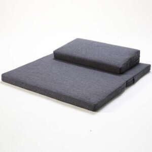 High-Quality Thick Coconut Fiber Meditation Cushion Zafu and Zabuton Set - Meditation Seats & Cushions - Chakra Galaxy