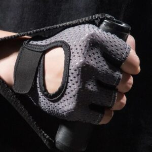Impressively Fine Half-Finger Yoga Gloves Ultralight Microfiber - Yoga Gloves - Chakra Galaxy