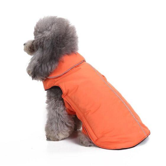 4 colors XS-3XL Pet Dog Winter Vest Thick Warm Dog Clothes - Woof Apparel