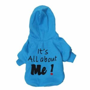 Adorable Statement Autumn & Winter Hoodie For Small Dogs - Woof Apparel