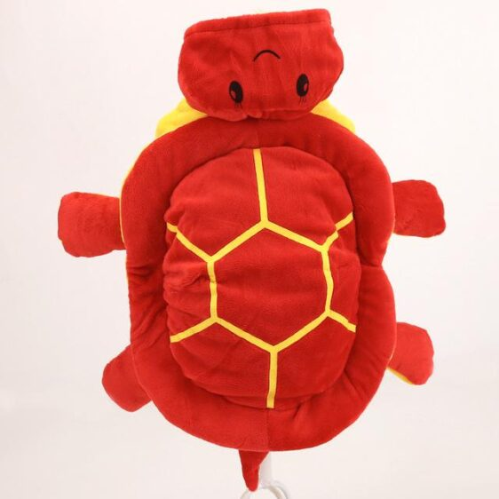 Cute Little Turtle Winter Costume for Dog - Woof Apparel