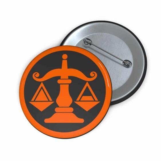 DBS Universe 5 The Balanced Universe Symbol Pin Badge