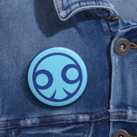 Dragon Ball Super Universe 7 Symbol Logo Awesome Pin Badge