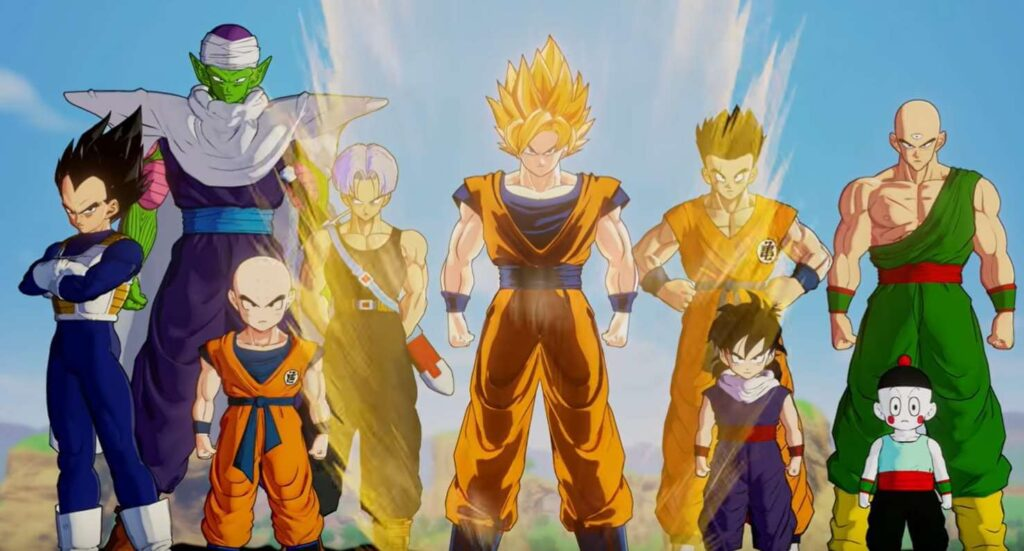 Personality Test: Which Dragon Ball Z Character Are You?