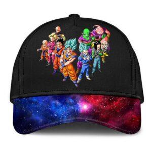 DBZ Goku Piccolo Vegeta Gohan Android 18 Krillin Others Dad Baseball Hat
