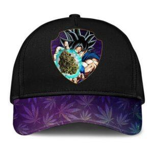 DBZ Son Goku Kamehameha Kush Nug Limited Edition Baseball Hat