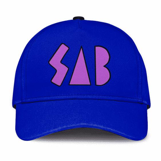 Dragon Ball Broly Movie SAB Blue Awesome Baseball Cap