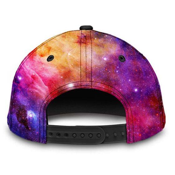 Dragon Ball GT Baby Trippy Galaxy Art Dope Trucker Hat