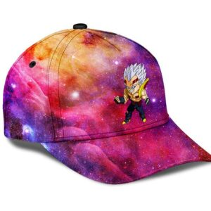 Dragon Ball GT Baby Trippy Galaxy Art Dope Trucker Hat
