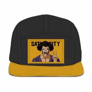 Dragon Ball Mr. Satan Peace Sign Cool Camper Cap