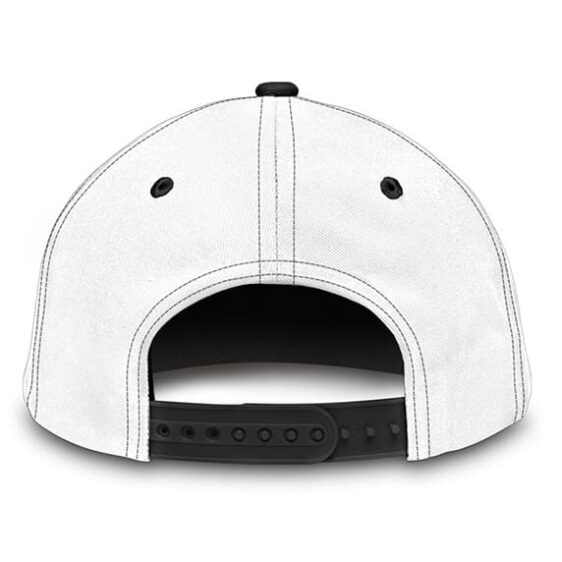 Dragon Ball Son Goku Beast White Gray Minimalist Dad Baseball Hat