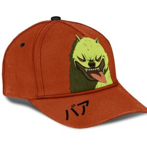 Dragon Ball Super Broly Movie Ba Japanese Orange Dad Baseball Cap
