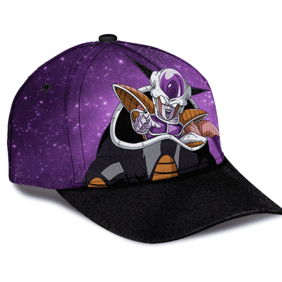 Dragon Ball Super Frieza Base Form Cool Purple Dad Hat