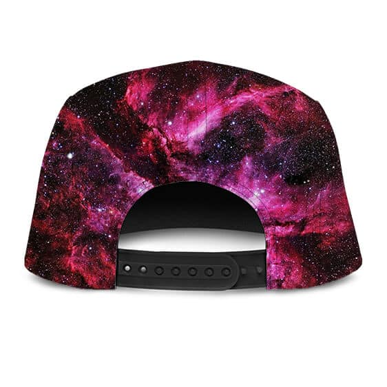 Dragon Ball Super Goku Black Galaxy Pink Design Camper Hat
