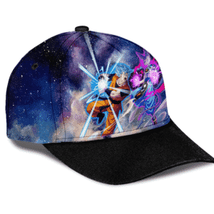 Dragon Ball Super Goku Training With Beerus SSGSS Trucker Hat