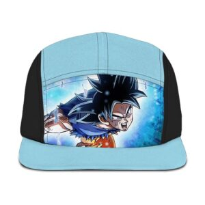 Dragon Ball Super Son Goku UI Form Dope Art Camper Cap