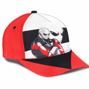 Dragon Ball Super Team Eleven's Jiren The Gray Dad Trucker Hat