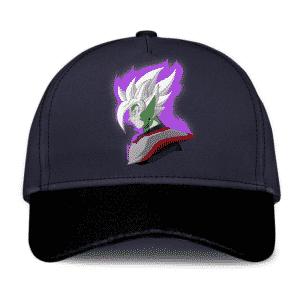 Dragon Ball Super Zamasu Flat Design Awesome Dad Baseball Hat
