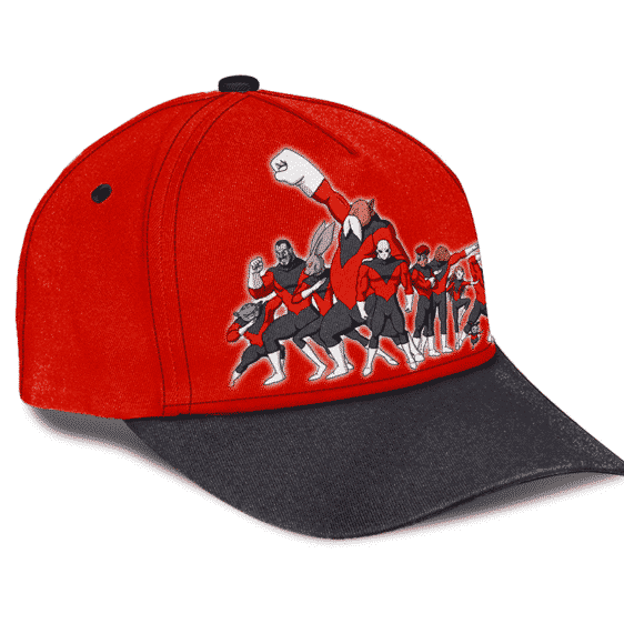 Dragon Ball Universe 11 Pride Troopers Jiren Toppo Awesome Dad Baseball Hat