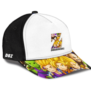 Dragon Ball Z All Fighter Z Saga Awesome Art Dad Baseball Cap