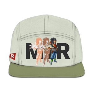 Dragon Ball Z Android 17 MIR Ranger Dope Camper Hat
