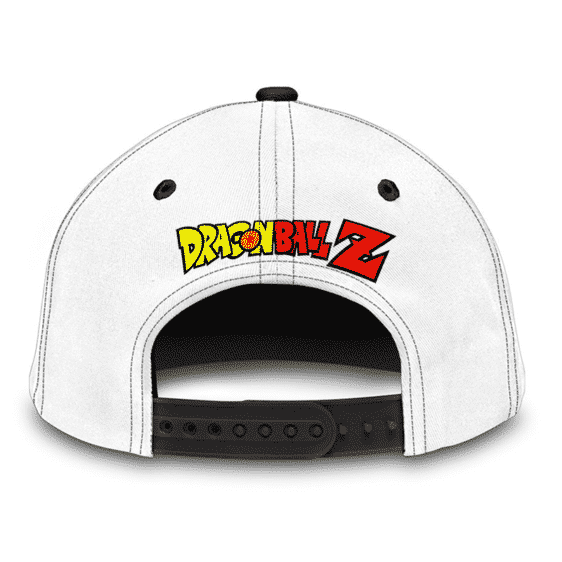 Dragon Ball Z Antagonists Trinity Cell Buu Frieza Baseball Cap