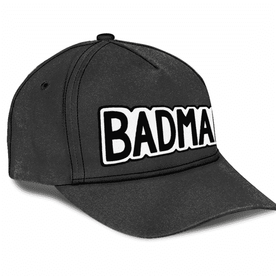 Dragon Ball Z Badman Vegeta Awesome Gray Dad Baseball Cap