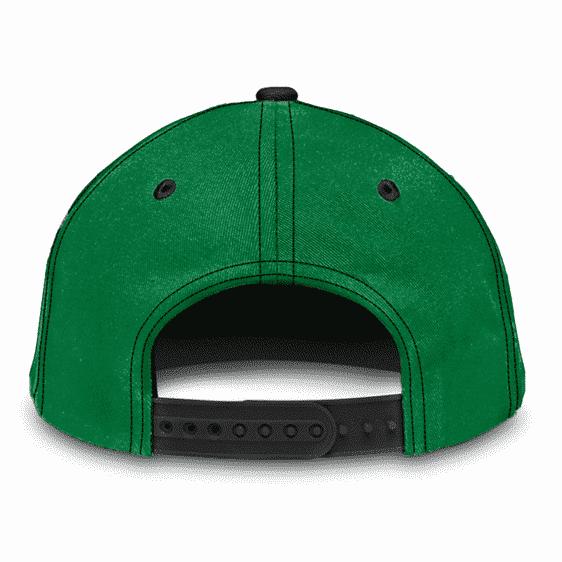 Dragon Ball Z Cool Divine Shenron Art Green Dad Baseball Cap