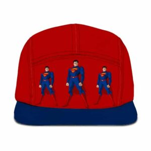 Dragon Ball Z DC Gohan Superman Unique Awesome 5 Panel Hat