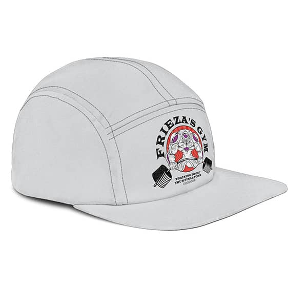 Dragon Ball Z Frieza's Gym Essential For The Bros Five Panel Cap