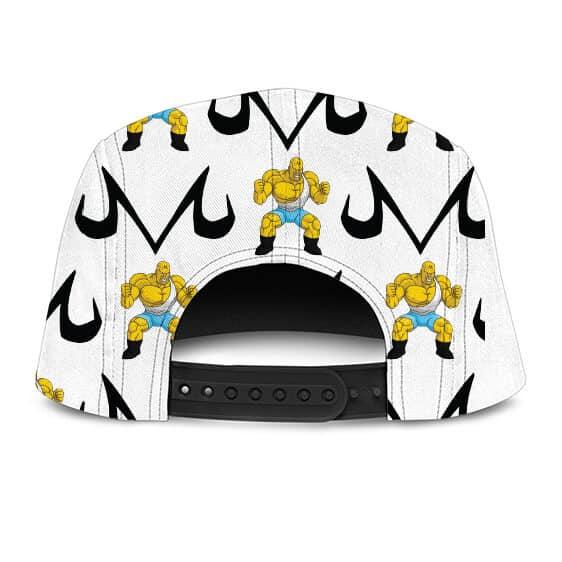 Dragon Ball Z Funny Majin Homer Parody Dope 5 Panel Hat