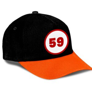 Dragon Ball Z Goku 59 Inspired Outfit Cosplay Dad Baseball Cap