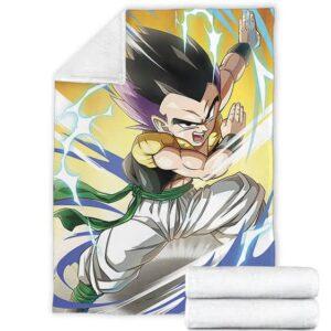 Dragon Ball Z Gotenks Base Form Fantastic Blanket