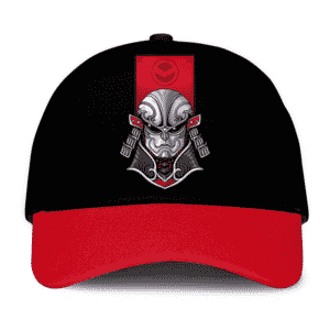 Dragon Ball Z Jiren Samurai Themed Design Fantastic Dad Hat