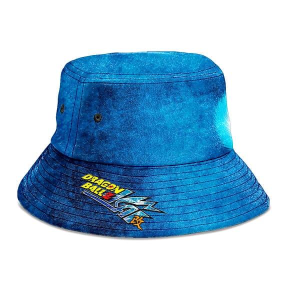 Dragon Ball Z Kai Vegeta Blue Energy Ball Cool Bucket Hat