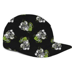 Dragon Ball Z Legendary Broly Explosive Black Camper Hat