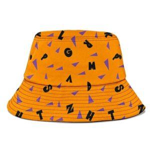 Dragon Ball Z Master Roshi Cool Art Pattern Awesome Bucket Hat