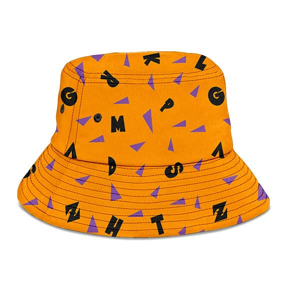 Dragon Ball Z Master Roshi Cool Art Pattern Awesome Bucket Hat