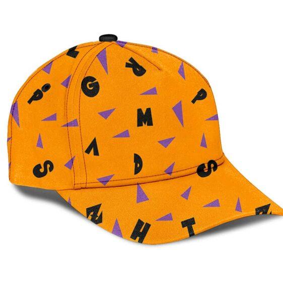 Dragon Ball Z Master Roshi Cosplay Pattern Baseball Hat