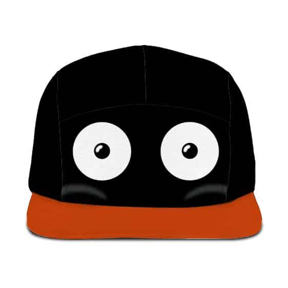 Dragon Ball Z Mr. Popo Cute Eyes Black Red Orange Cosplay 5 Panel Hat