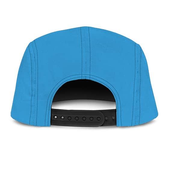 Dragon Ball Z Vegeta Super Saiyan Blue Majestic Camper Cap