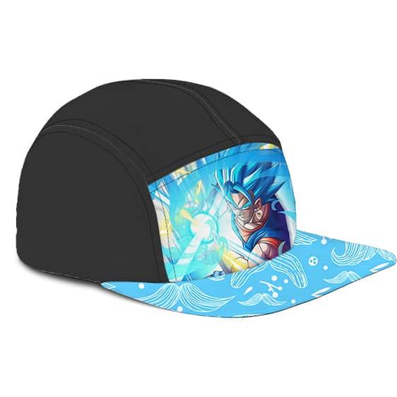 Dragon Ball Z Vegito Super Saiyan God Cool Camper Cap