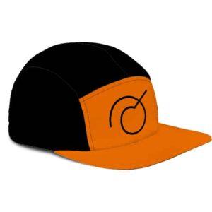 Dragon Ball Z Whis Symbol Fantastic Orange Black Camper Cap