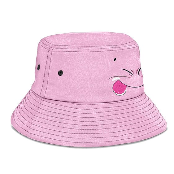 Fat Majin Buu Dragon Ball Z Cute Pink Awesome Bucket Hat