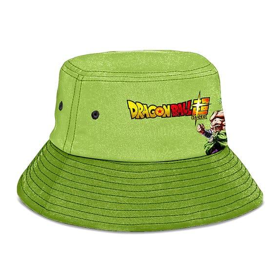 Legendary SSJ Broly Dragon Ball Super Green Cool Bucket Hat