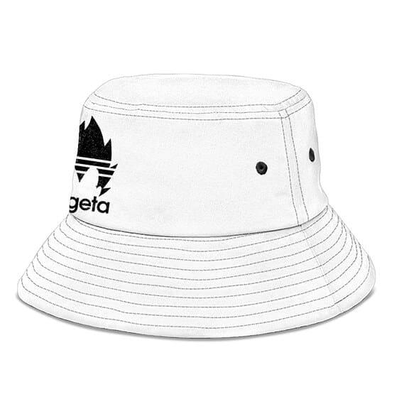 Prince Vegeta Dragon Ball Z White Cool Awesome Bucket Hat