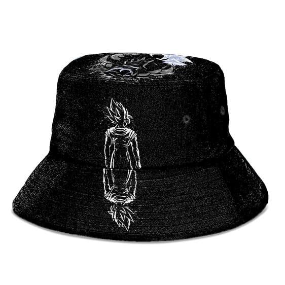 Super Saiyan Son Goku Black Powerful and Awesome Bucket Hat