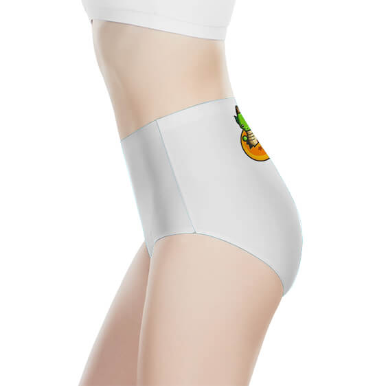 Baby Shenron And Chibi Lord Frieza DBZ Cute Women's Brief