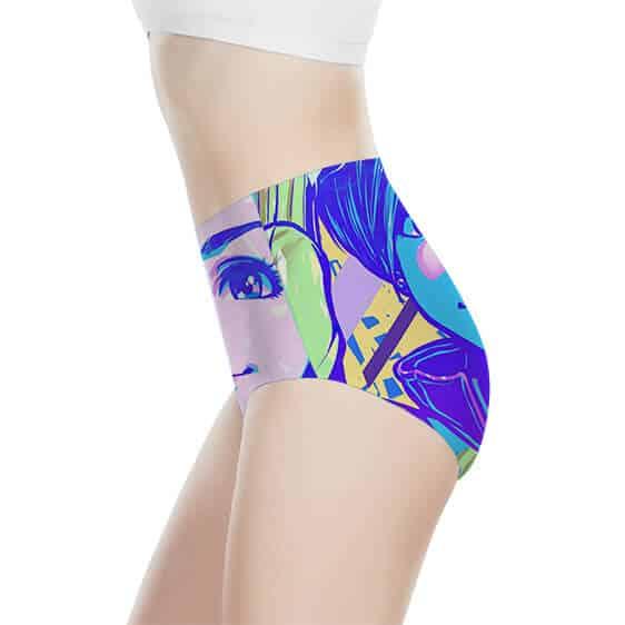 Bulma Pop Art Dragon Ball Z Awesome Women's Underwear