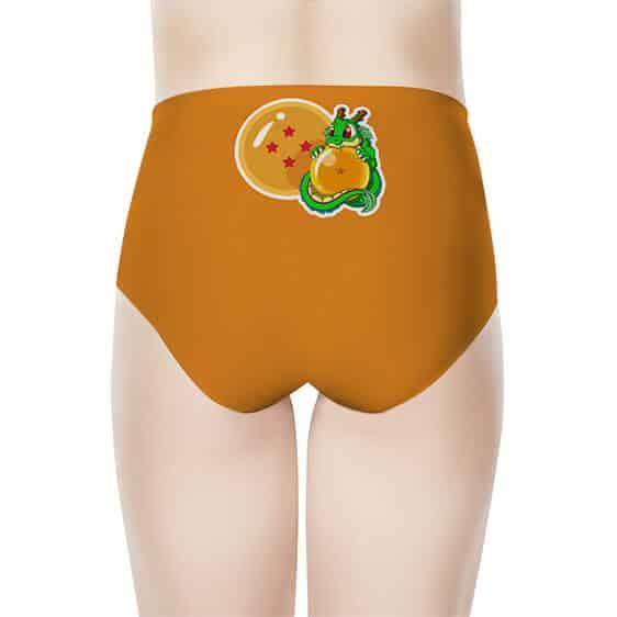 Chibi Krillin Baby Shenron Dragon Ball Z Cute Women's Brief